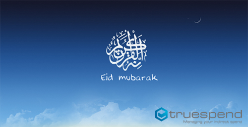 Truespend wishes all Eid Mubarak